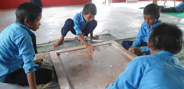 Manoram CDC Children of Kanchanpur