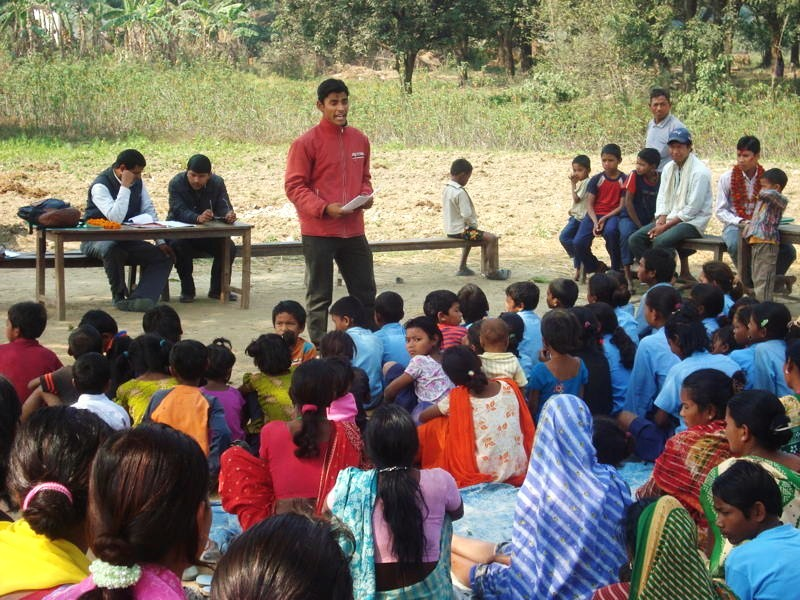 Nepal-Nepal - Daughter Project workshop